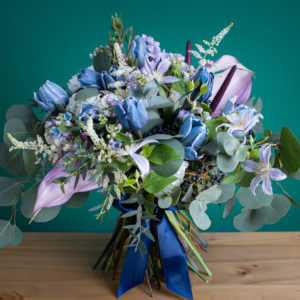 L'océan de Marseille | French Style Bouquet | Buy Flowers Online HK