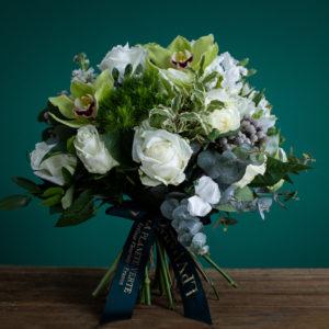 La Pureté de Nates | Atelier Floral Hong Kong | Online Flower Shop HK