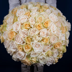 Unquestionable Love | Roses Only Bouquet | Buy Flowers Online HK